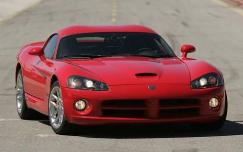 Dodge lobbed the first salvo in this most recent battle in 2003 when it unveiled the 500-hp 2006 Dodge Viper Coupe SRT10 convertible. Chevrolet joined the 500-hp battle with its 505-hp 2006 Corvette Z06 (AW, Sept. 5). Dodge has rallied back with its 2006 Dodge Viper Coupe, now packing an SAE-certified 510 hp. Ford is also in the 500-plus hp battle with its 550-hp GT, but the car's $150,000 sticker and mid-engine layout put it in a different league than 2006 Dodge Viper Coupe or Corvette.