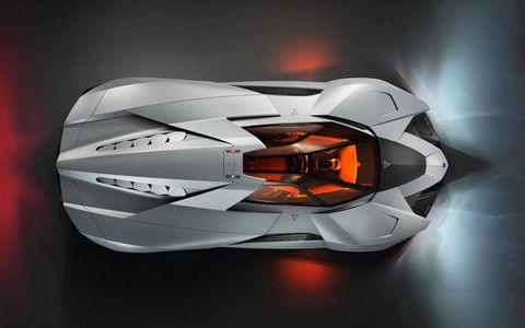 This is what happens when you give designers and engineers free reign to create an extreme concept.