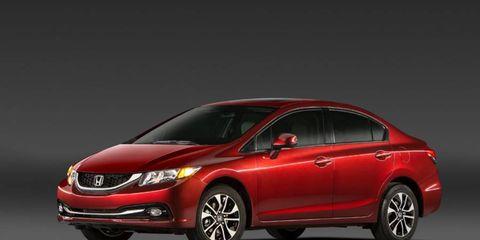 The 2013 Honda Civic EX-L was an enjoyable drive.