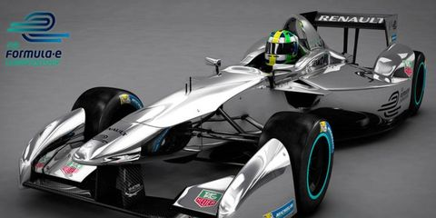 Formula E and Renault have formed a partnership that will help fuel the electric-car racing series.