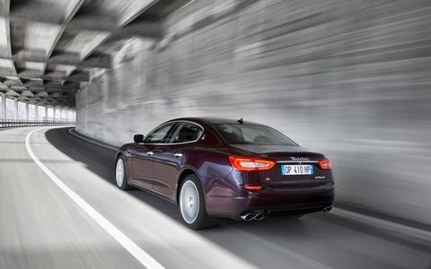 The Maserati Quattroporte has already has almost 2,000 firm orders, and two out of three have selected the S Q4. It will have $102,500 MSRP when it goes on sale this summer.