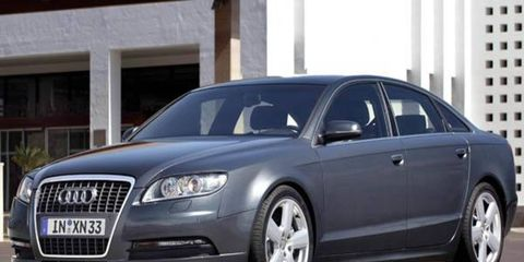 This next-gen Audi flagship derives power from a V12 diesel and a new V10 gasoline engine. Early prototypes indicate the car is about four inches longer than today's A8, reaching an overall length of 200 inches. Audi is busy developing the 2010 A8 in preparation for a planned launch in late 2009.