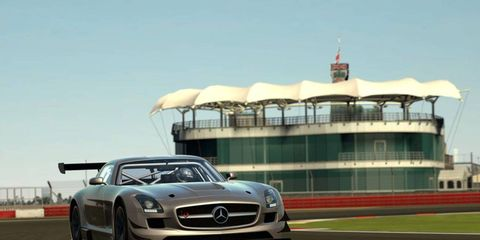 It's getting harder to tell real life from simulation, as this in-game screenshot of Gran Turismo 6 demonstrates.