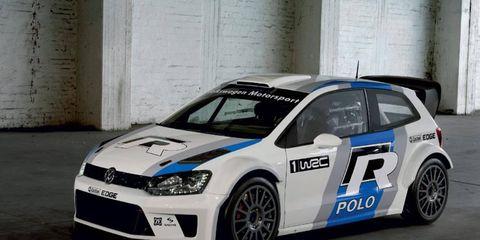 Volkswagen Polo R-WRC
