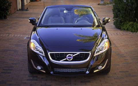 2012 VOLVO C70 T5 INSCRIPTION