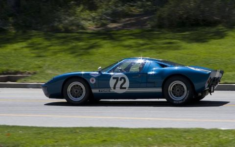 50th Anniversary of the Cobra