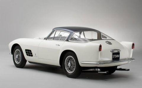 1955 Ferrari 375 MM Berlinetta