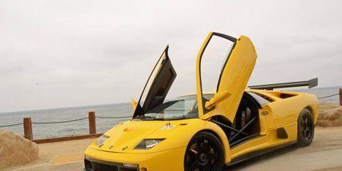Lamborghini Diablo GT-R