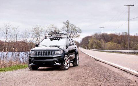 The 2012 Grand Cherokee SRT is the latest of the breed, built on the fourth-generation Grand Cherokee that debuted as a 2011 model (and promptly claimed our inaugural Autoweek Best of the Best/ Truck award).
