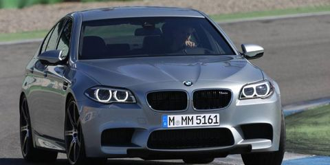 Based on last year's prices, the 2014 BMW M5 should cost around $92,000.