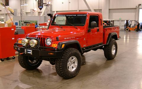 The Jeep Scrambler will make a return, and not as a one-off custom.