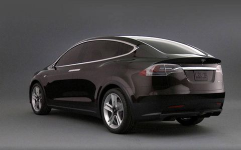 The Model X, due to consumers in 2014, is next on Tesla's delivery list