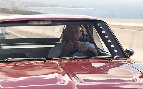 """Toretto pilots his Dodge Daytona in """"FF6 - The Everlasting Continuation of the Franchise."""""""
