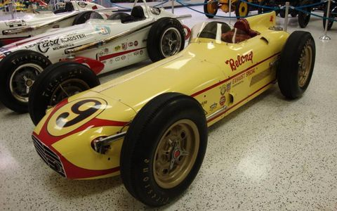 Indianapolise Motor Speedway Museum