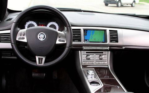 2011 Jaguar XF Supercharged