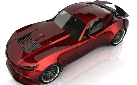 Wheel, Motor vehicle, Tire, Automotive design, Vehicle, Land vehicle, Automotive exterior, Hood, Automotive lighting, Red,
