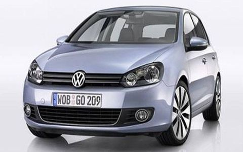 Sixth-generation Volkswagen Golf