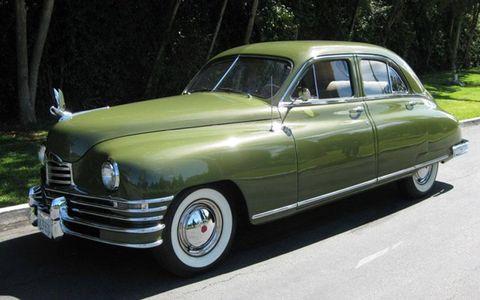 1948 Packard 2211