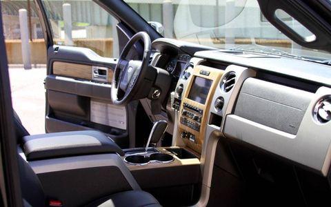 2011 Ford F-150 Ecoboost 4X4 Supercrew