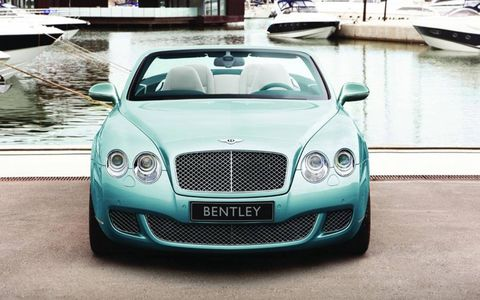 The Bentley convertible will whoosh you away with speed, style and room for four. But don't stray too far off the main roads, you will need to find gas stations. Often. We think that's a small price to pay for the royalty that is the flying B. Take it to Los Angeles. Get discovered.