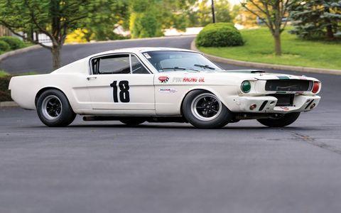 This car won its class at Sebring in 1967.