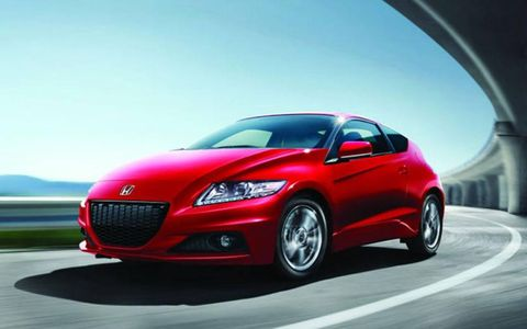 At $23,954, our CR-Z was less than a comparably equipped Prius or the larger Fusion hybrid