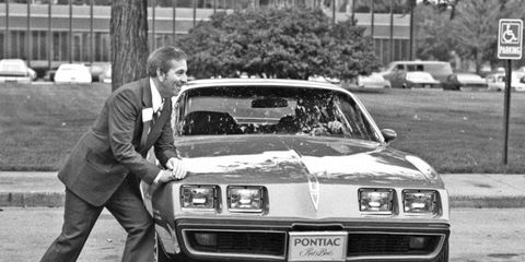 Mair was once head of GM's technical staff and led Pontiac and GMC during his career