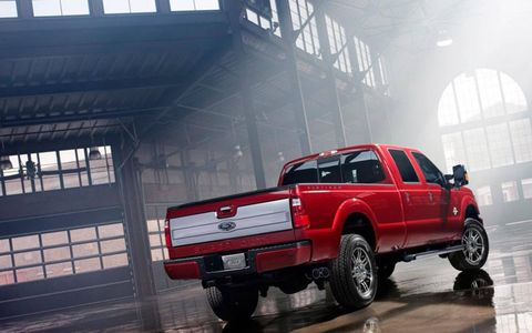 The F-250 with the 6.7 is not a slow poke for an almost 4-ton truck