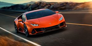 The Lamborghini Huracan Evo is coming Spring of this year