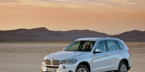 The BMW X5 with the 4.4-liter turbocharged V8 engine was listed on Consumer Reports' list of vehicles with high oil consumption.
