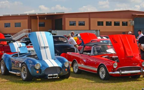 15th Annual Mustangs and Mustangs Car and Airplane Show