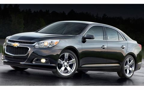 The Chevrolet Malibu was updated to become roomier, more refined and more efficient for 2014.