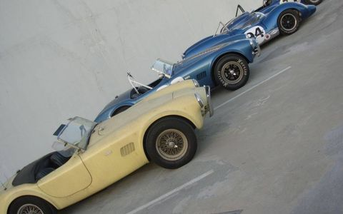 It's hardly surprising that Cobras were well-represented at the event