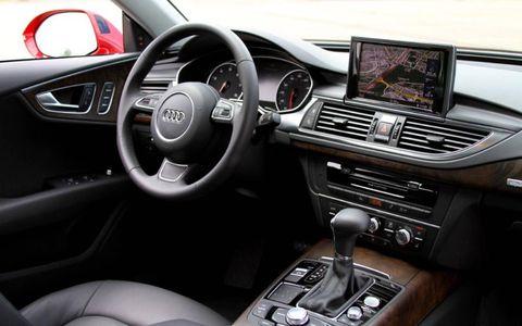 2012 Audi A7 quattro