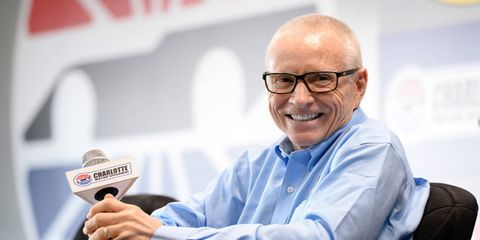 Mark Martin made 882 starts in his 31-year NASCAR Sprint Cup Series Career from 1981 through 2013.