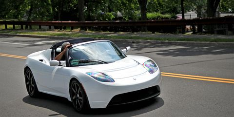 The original Tesla Roadster occupied an early adopter's price range and niche, but economics won't be so kind to mass-market EVs coming on the market today.