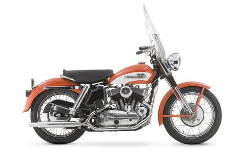 The Harley-Davidson Museum Archives has over 400 incredible motorcycles in its collection, one of which is Elvis Presley's 1956 Model KH.