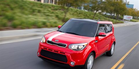 The 2014 Kia Soul features the Theta II engine under investigation.