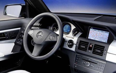 Mercedes-Benz Vision GLK Bluetec Hybrid