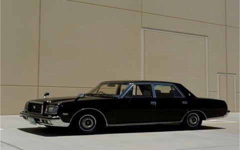 For Japanese business tycoons and assorted dignitaries, the Toyota Century carries the same valet-parking firepower as Rolls Royces do in other countries.