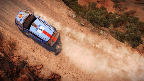 'WRC 7' spans 13 countries and 52 special stages.