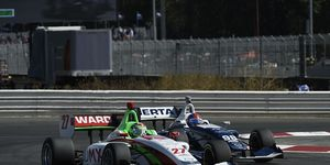 Pato O'Ward and Colton Herta will go from Indy Light championship rivals to IndyCar teammates this weekend at Sonoma Raceway.
