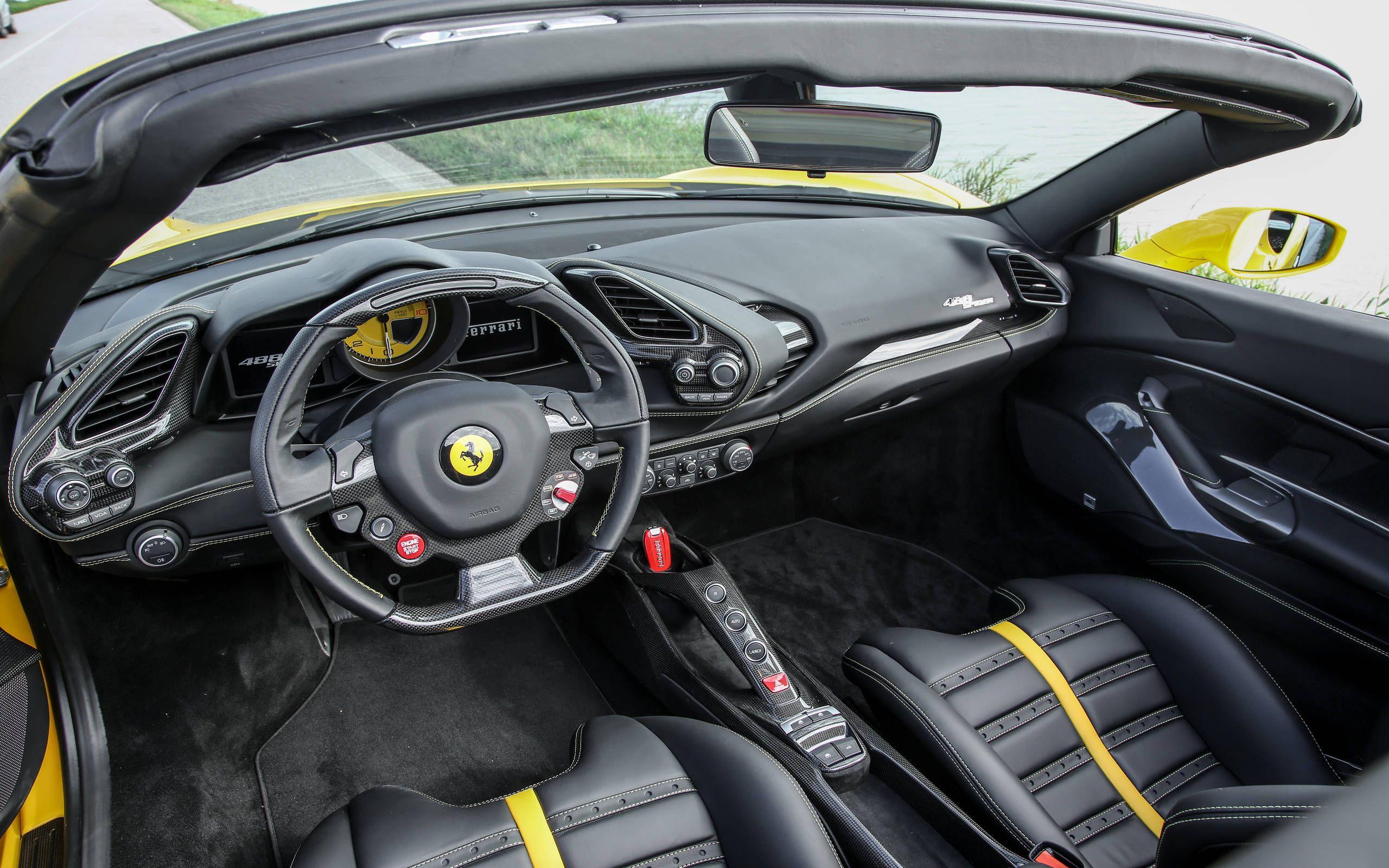2016 Ferrari 488 Spider First Drive Madre I M Coming Home