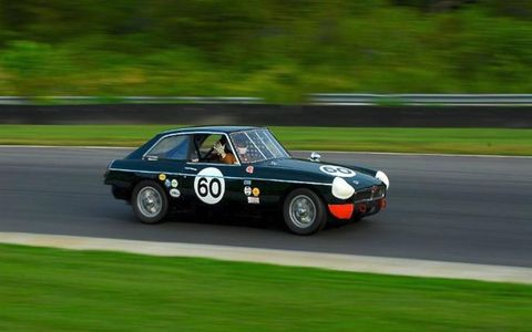 The seller has had health issues, leading to the sale of his beloved race car.