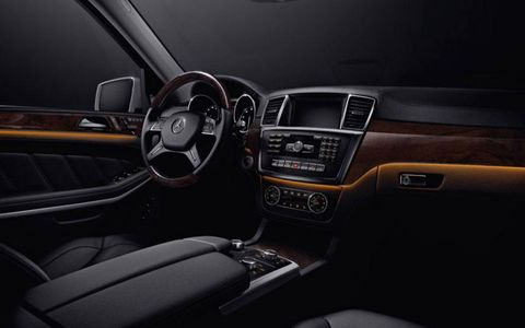 The seats were superb and the interior is what we have come to expect of Mercedes-Benz