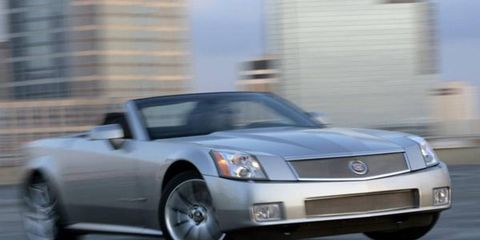 The XLR-V is powered by a supercharged 4.4-liter Northstar V8 packing 12 lbs of boost. Power is sent to the rear wheels through a six-speed automatic transaxle. The big roadster hustles from a stop to 60 mph in a mere 4.6 seconds. This car is not just about speed though, it is actually quieter than the base model, well until you step on the gas anyway. The Magnetic Ride Control delivers good control at speed as well as comfort.