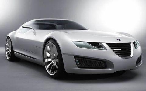 Saab Aero-X concept (2006)