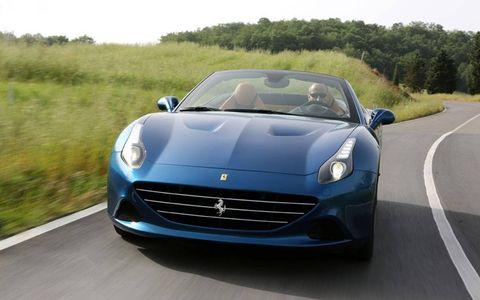 The previous Ferrari California was the best selling single car in Ferrari's history.