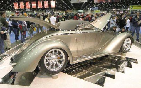 Ken Reister's 1936 Ford Roadster