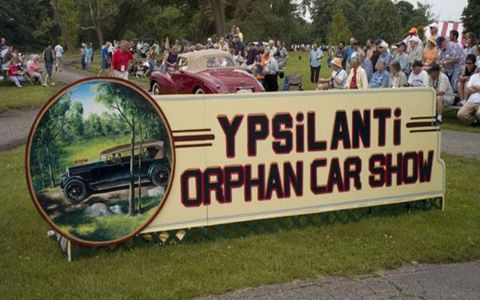 The real show began on Sunday, when spectators were able to witness vehicular oddities from all over the world.